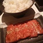焼肉Dinning610 - カルビランチ 810円