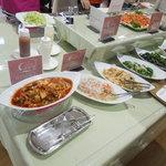 洞爺湖温泉 ホテル華美 - 料理写真:夕食