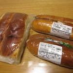 ムラタ - パンを3つ購入
