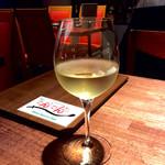 たんとたんと - 「グラスワイン(白)」(チラシの特典にて無料)。