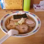 米沢ラーメン すえひろ - チャーシュー麺