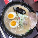 北海道ラーメン紀行 - 白味噌ラーメン