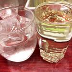 お多福 - 焼酎&日本酒