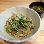 中も津屋 - つけ麺 1.5玉
