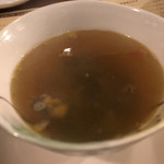 らんぷ亭 - えびの 天然すっぽん スープ