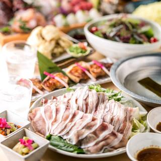 旬料理が彩る豪華ご宴会プラン