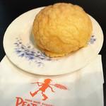ピーターパン - 料理写真:元気印のメロンパン(140円)