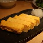 海鮮居酒屋 魚アツ - 厚焼玉子