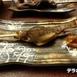 74168721 - 岩魚幽庵焼き