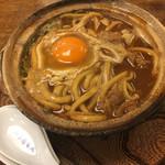 山本屋本店 - 料理写真:味噌煮込みうどん