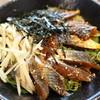 本町製麺所 天 - 料理写真:うるめいわしの漬け丼