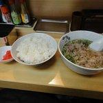 串かつ新世界 - 名物肉すい定食