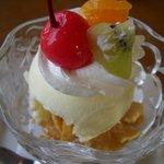 キッチン・ポーレ - バニラアイス