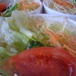 キッチン・ポーレ - サラダ付け合せ