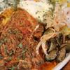 Knot - 料理写真:パキスタンカレーの特大大盛