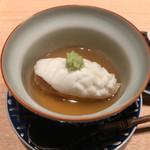74170524 - 鯛の蒸し寿司