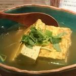 日本酒と肴 あらばしり - 出汁巻き玉子  740円