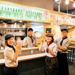 editor's fav るるぶキッチンAKASAKA - スタッフ一同、皆さんのご来店をお待ちしています!