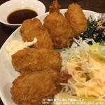 しょうじゅ亭 - 牡蠣フライ