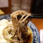 烈火 - ☆エッジのきいた蕎麦(#^.^#)☆