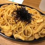 レストラン泉屋 - 明太子(少なめ)