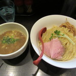 麺処 夏海 - つけ麺 800円