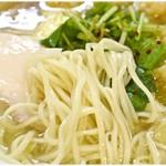 維新 - 食感、風味共に軽やかな麺♪