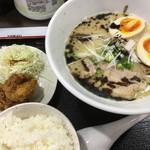 麺ヒーロー - Cランチ♪