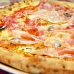 イタリア食堂 MARIA - マルゲリータ アル プロシュート