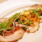 イタリア食堂 MARIA - ポルケッタのサラダ仕立て