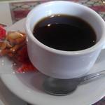 インド&アジアンレストラン アラティ - コーヒー 350円税込