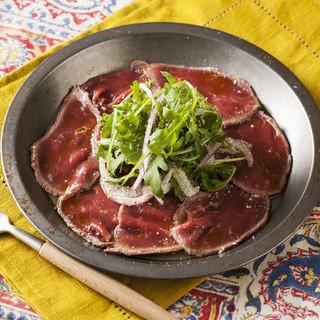 【名物】ドンナバルのラム肉たたき
