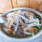 安居食堂 - 料理写真:タンメン