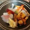 都寿司 - 料理写真:上から海鮮丼