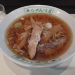 千草 - 料理写真:らーめん