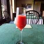 アロマテラス - イタリア産ブラッドオレンジジュース