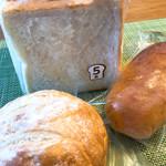 ラルカンシエル - 今回購入したパン