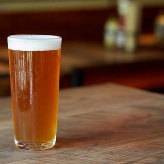 クラフトビールやクラフトスピリッツのラインナップも充実