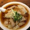 中華そば カリフォルニア - 料理写真:黒わんたんそば  800円