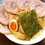 74194198 - 醤油チャーシュー麺