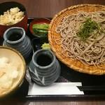 Sojibou - おろしざる定食大盛