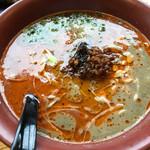 錦 - 川尻坦々麺