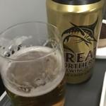 がんこ寿司 - オーストラリアビール