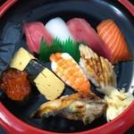 がんこ寿司 - 握り 9貫