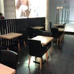 がんこ寿司 - 店内テーブル席