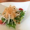 彩華 - 料理写真:サラダはタップリ。