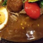 サッポロ スープカレー 浅野屋 - サラサラスープ