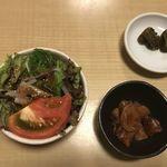 74199906 - サラダ&小鉢&漬物