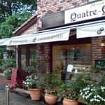 Quatre-Quarts - 緑に囲まれて