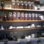 カフェ・ブレス・ミー - 自家焙煎の珈琲豆たち